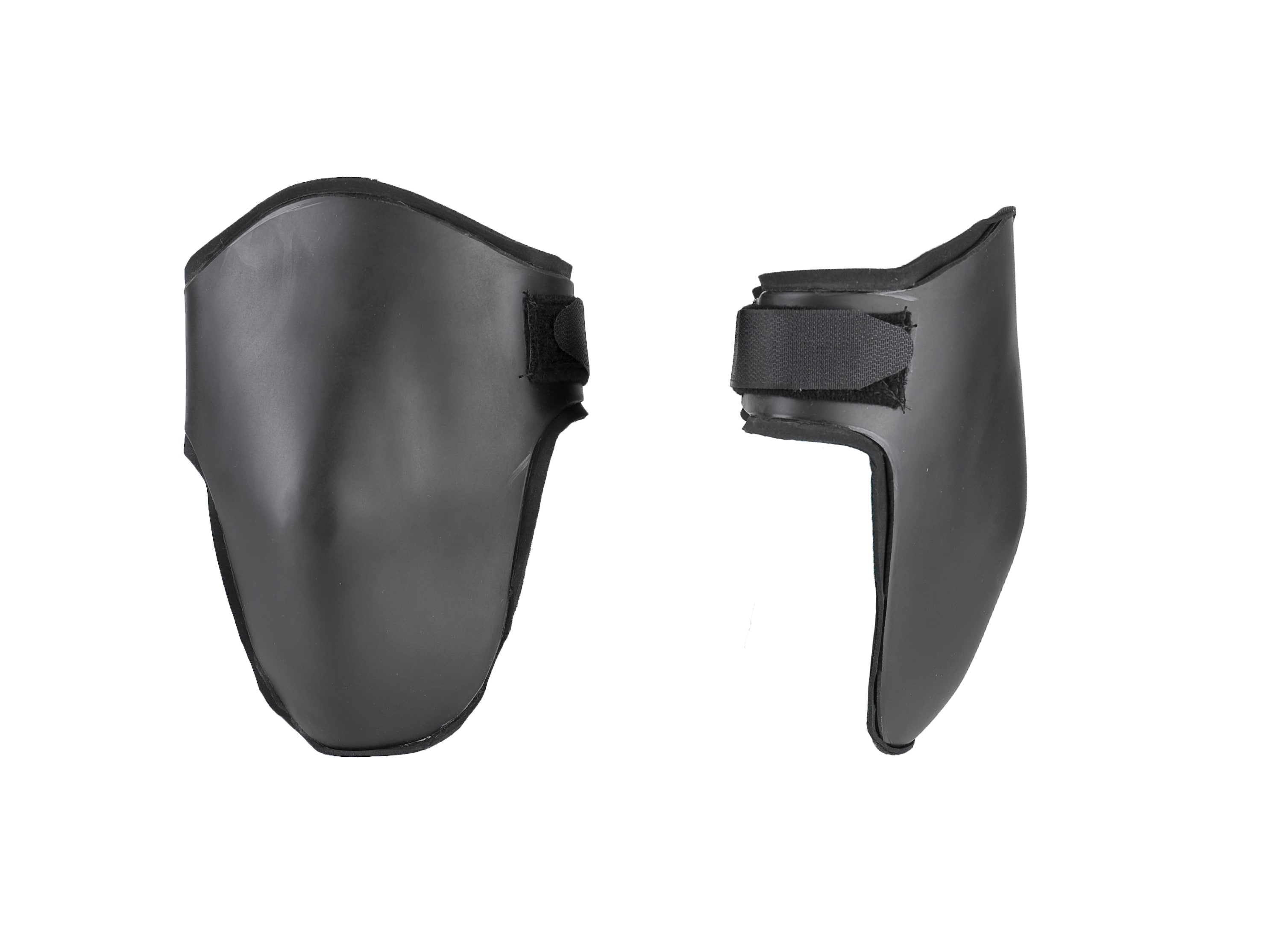 Protecto tette knebelegg med borrelås