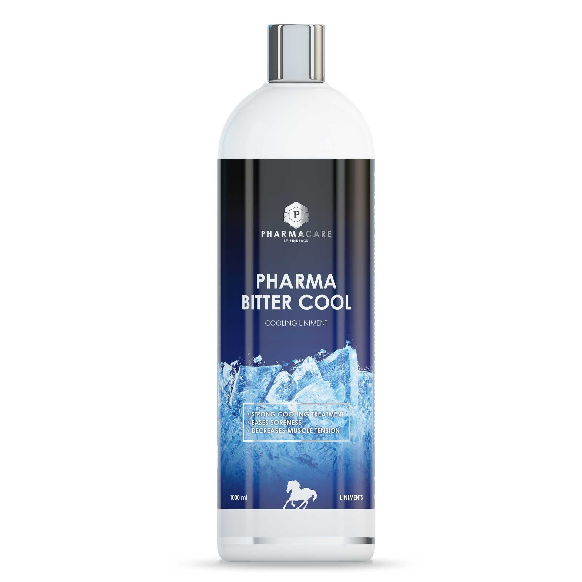 Pharma Bitter Cool linimentti, 1000 ml