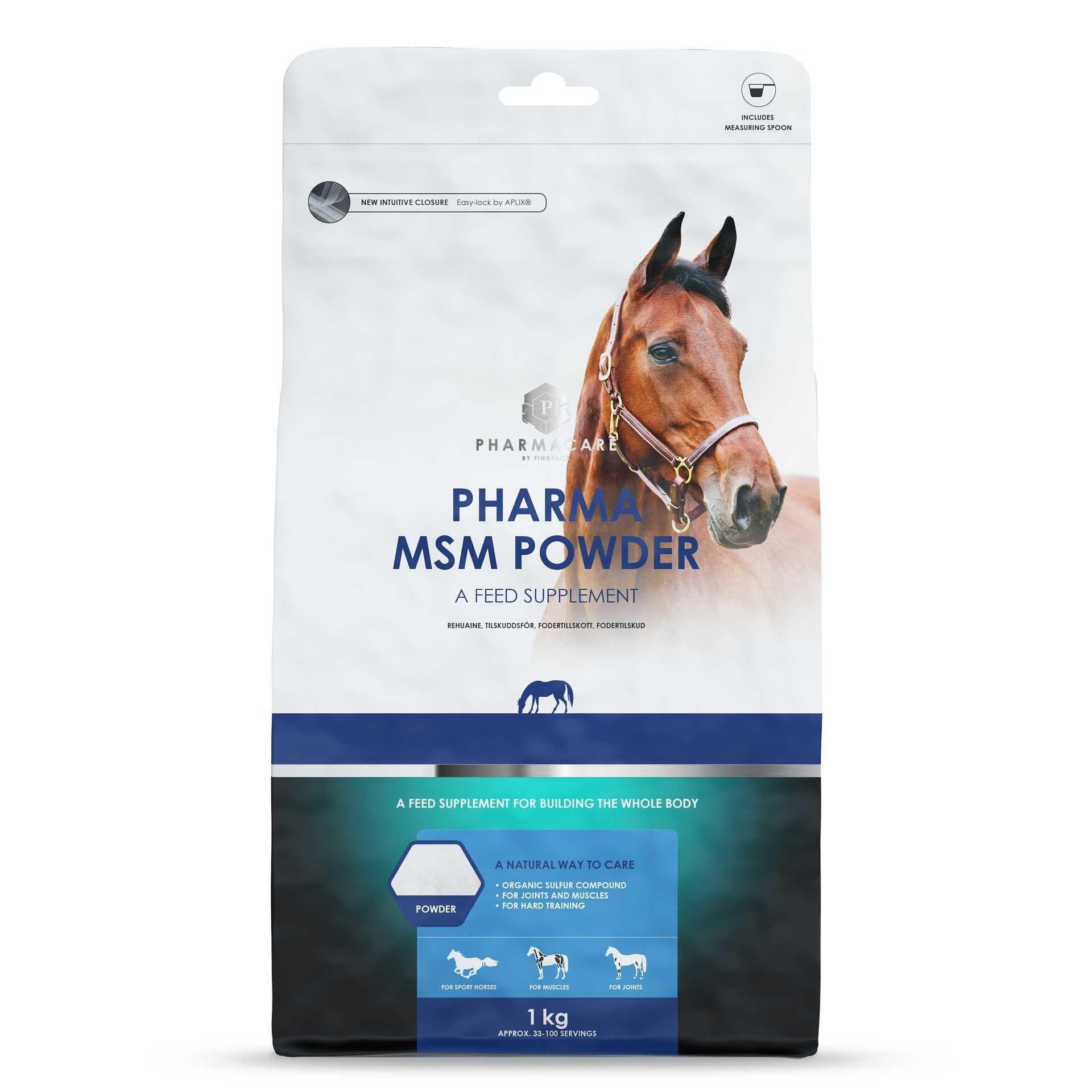 Pharma MSM-jauhe, 1 kg