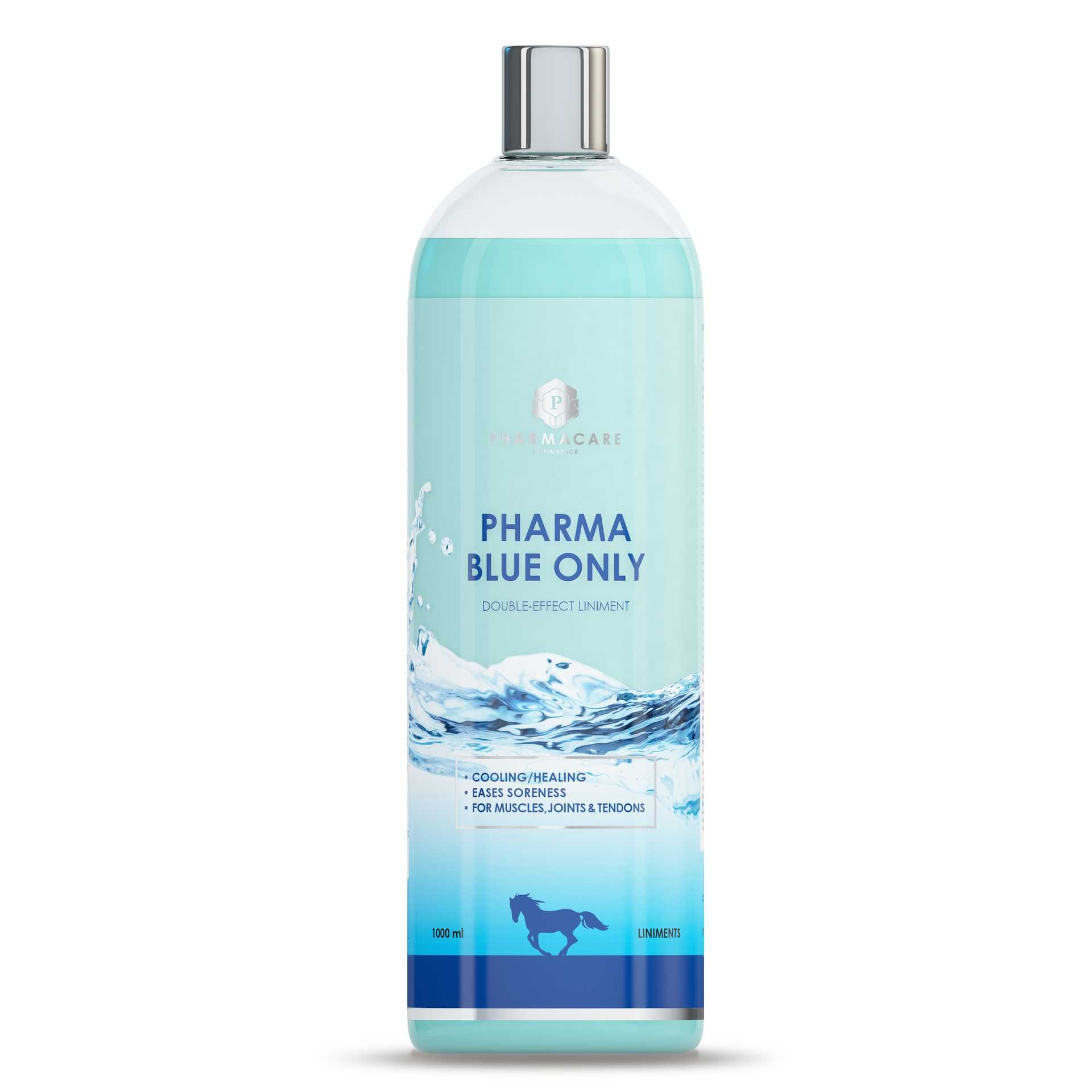 Pharma Blue Only kaksiteholinimentti, 1000 ml