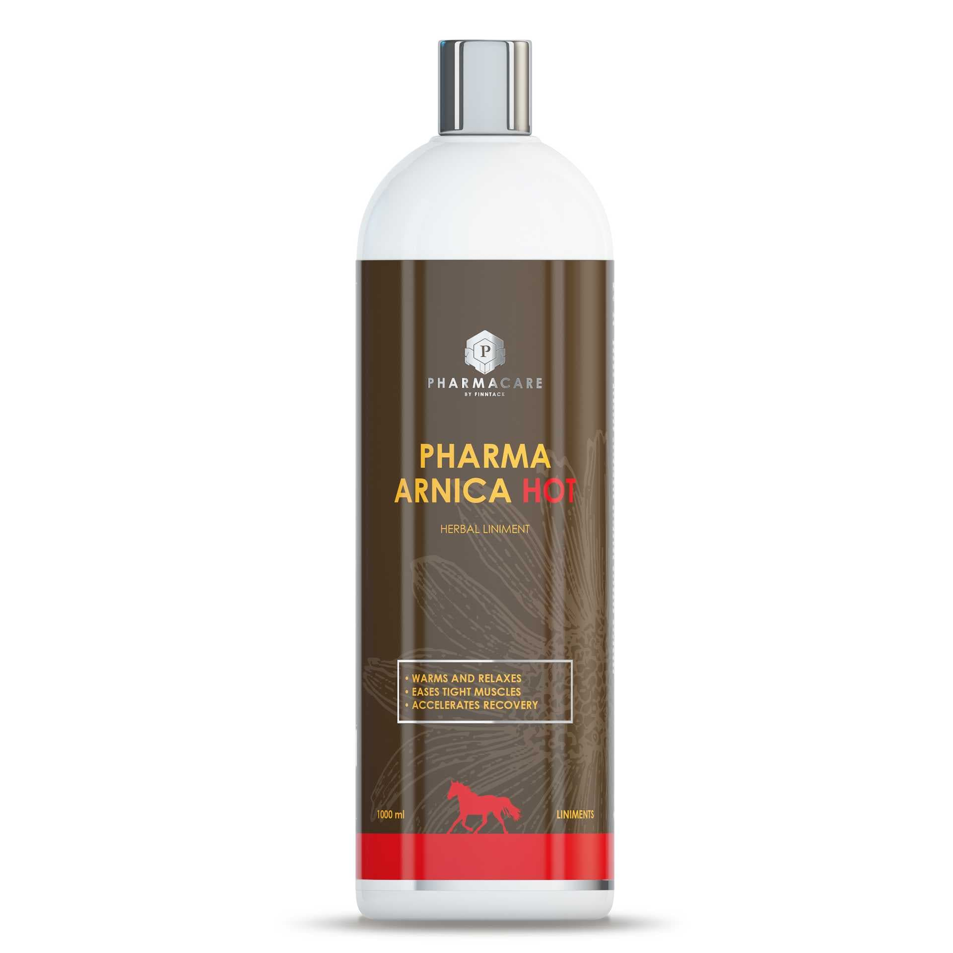 Pharma Arnica Hot linimentti, 1000 ml