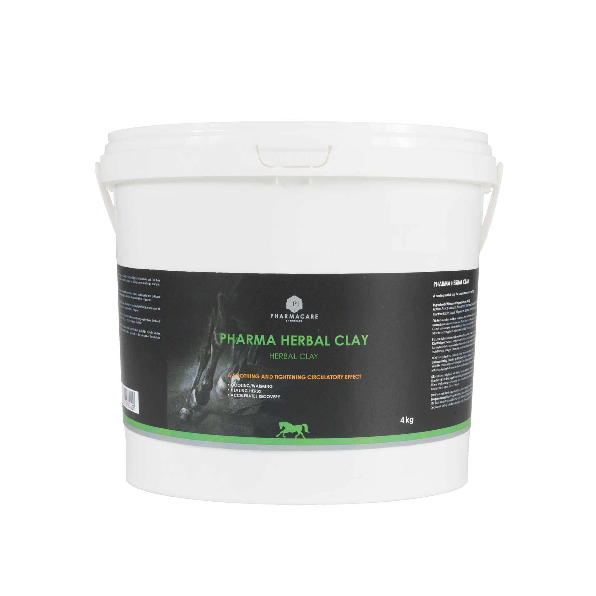 Pharma Herbal Clay, 4 kg