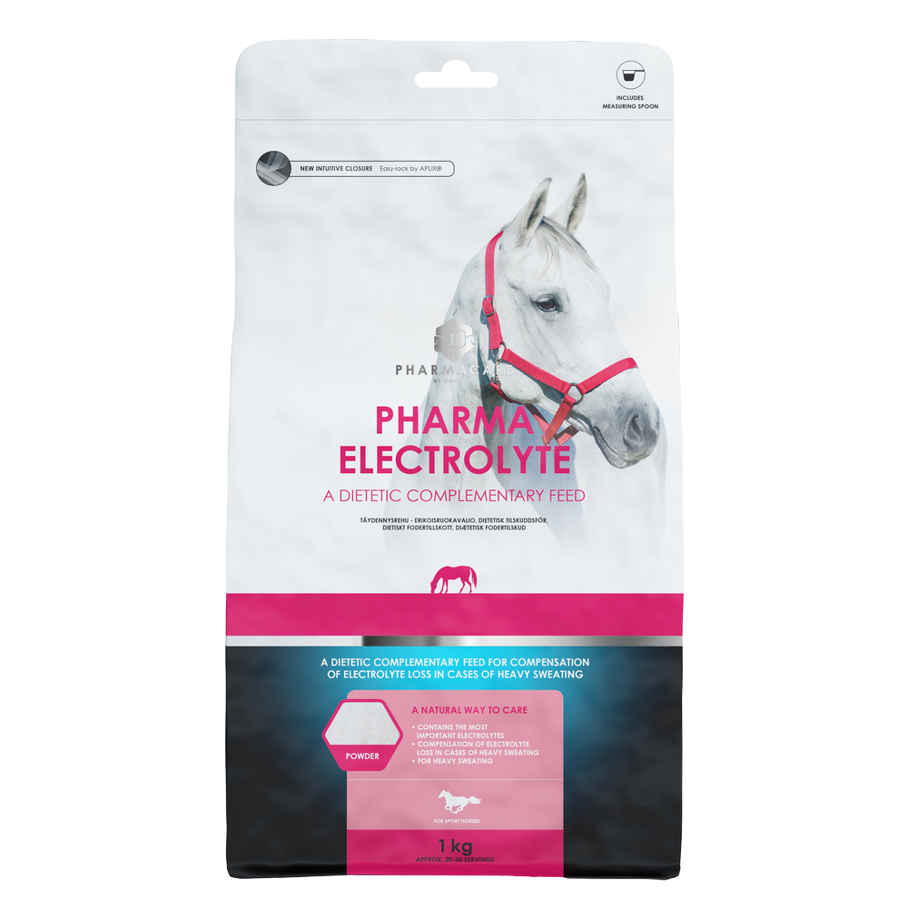 Pharma elektrolytter, 1 kg