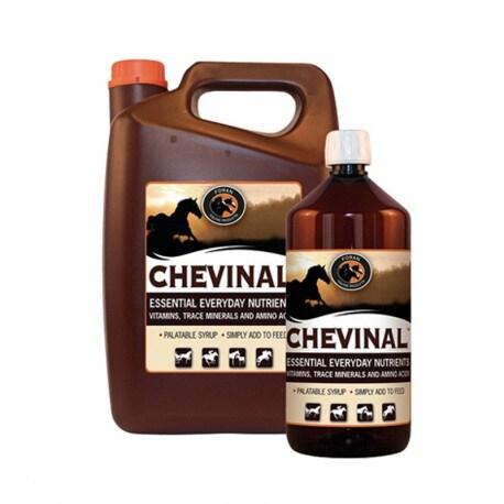Foran Chevinal Plus - multivitamin og jernprodukt, 2,5 liter