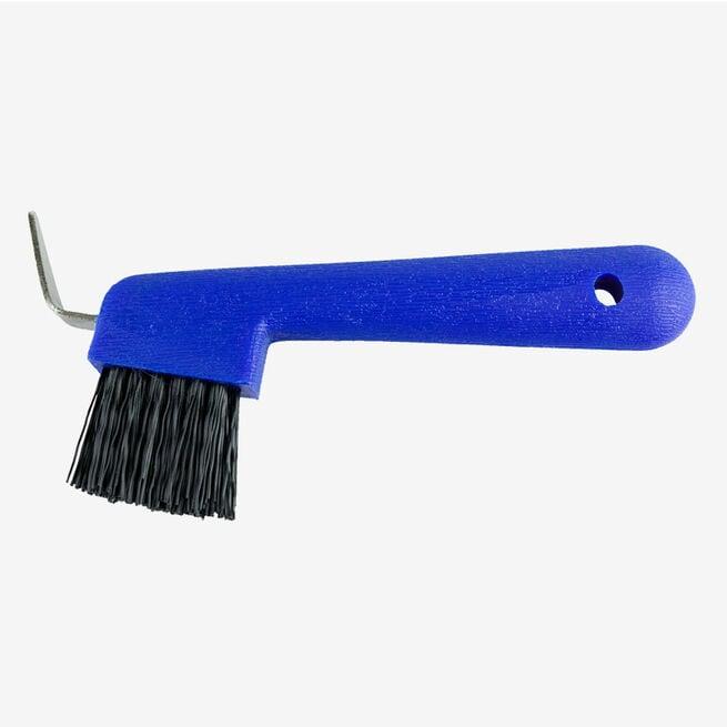 2-i-1 verktøy: Hovskrape med børste