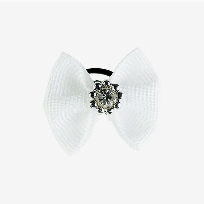 Exlusive sløyfemanstrikker med diamant