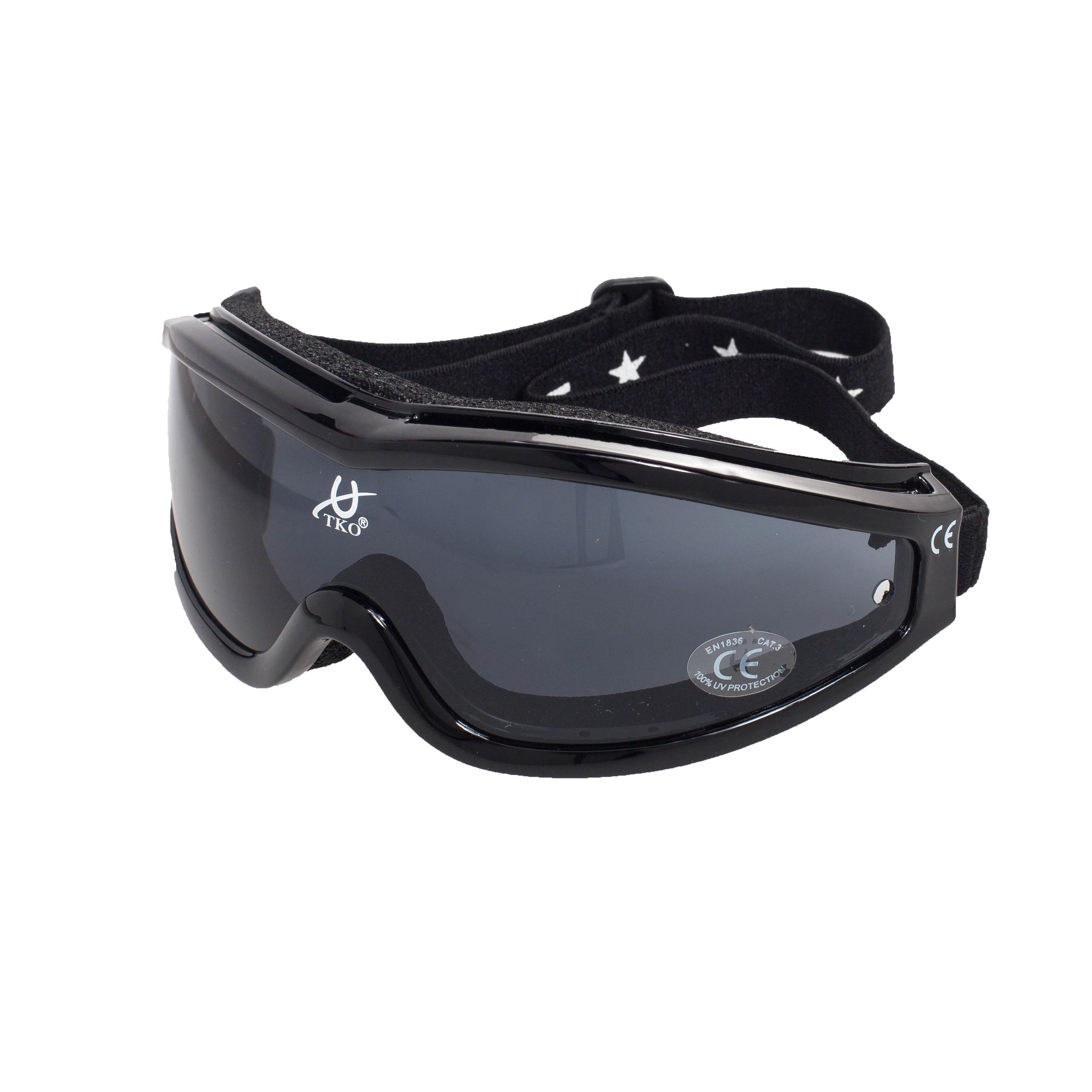 TKO R-Evolution aerodynamisk polykarbonat løpsbriller