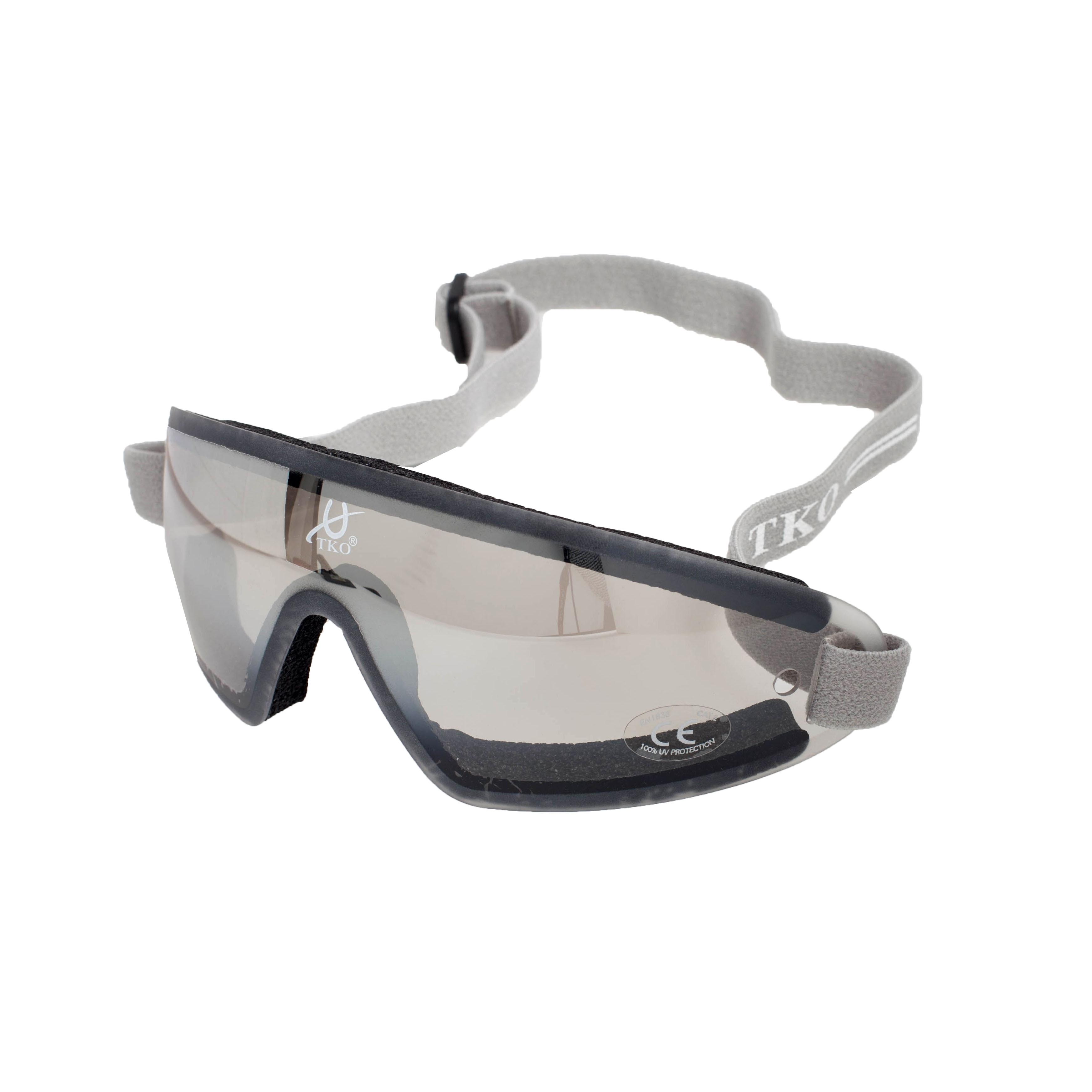 TKO aerodynamisk polykarbonat løpsbriller