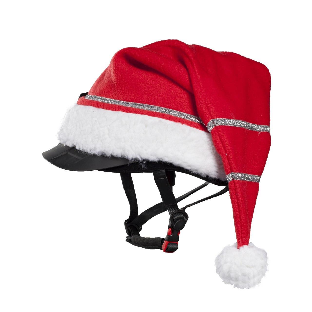 Horze Christmas tonttulakki kypärään
