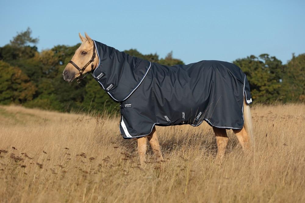 Horseware Amigo Bravo 12 Plus utedekken lett