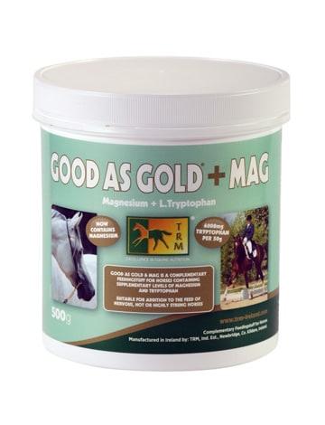 GOOD AS GOLD + MAG - 500 G