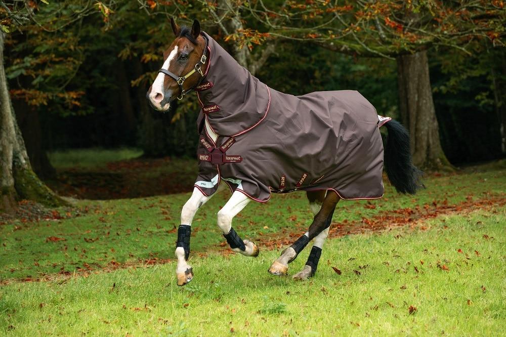 Horseware Amigo Bravo 12PlusT/O 100g D/Fr -loimi