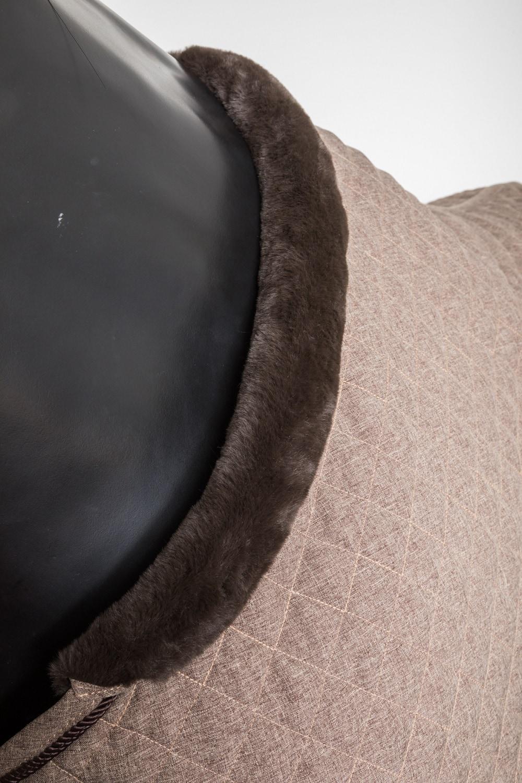 Back on Track Haze Collection vattert stalldekken (145-165 cm), 200 g