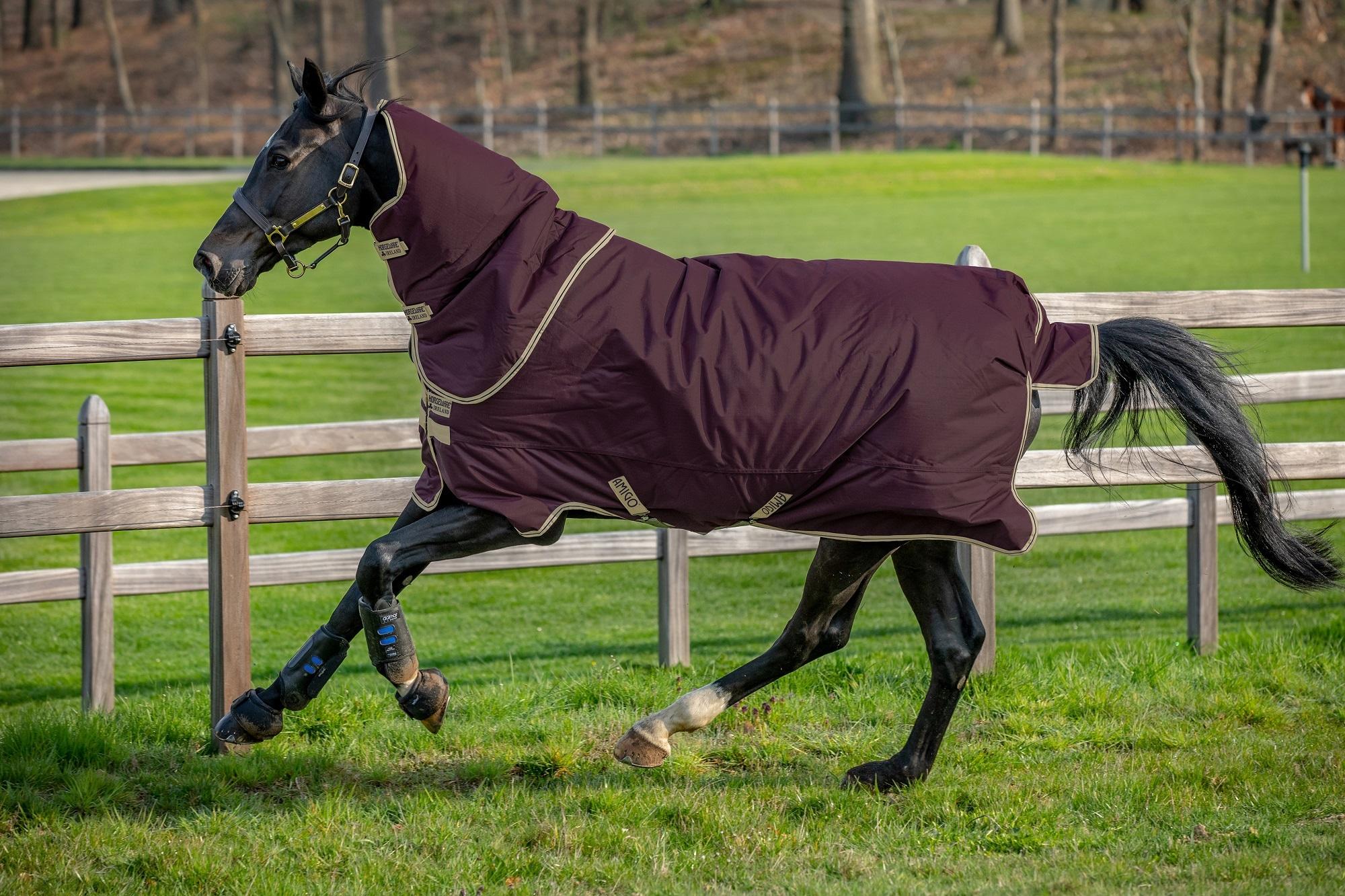 Horseware Amigo Hero Ripstop Plus Lite, 0g