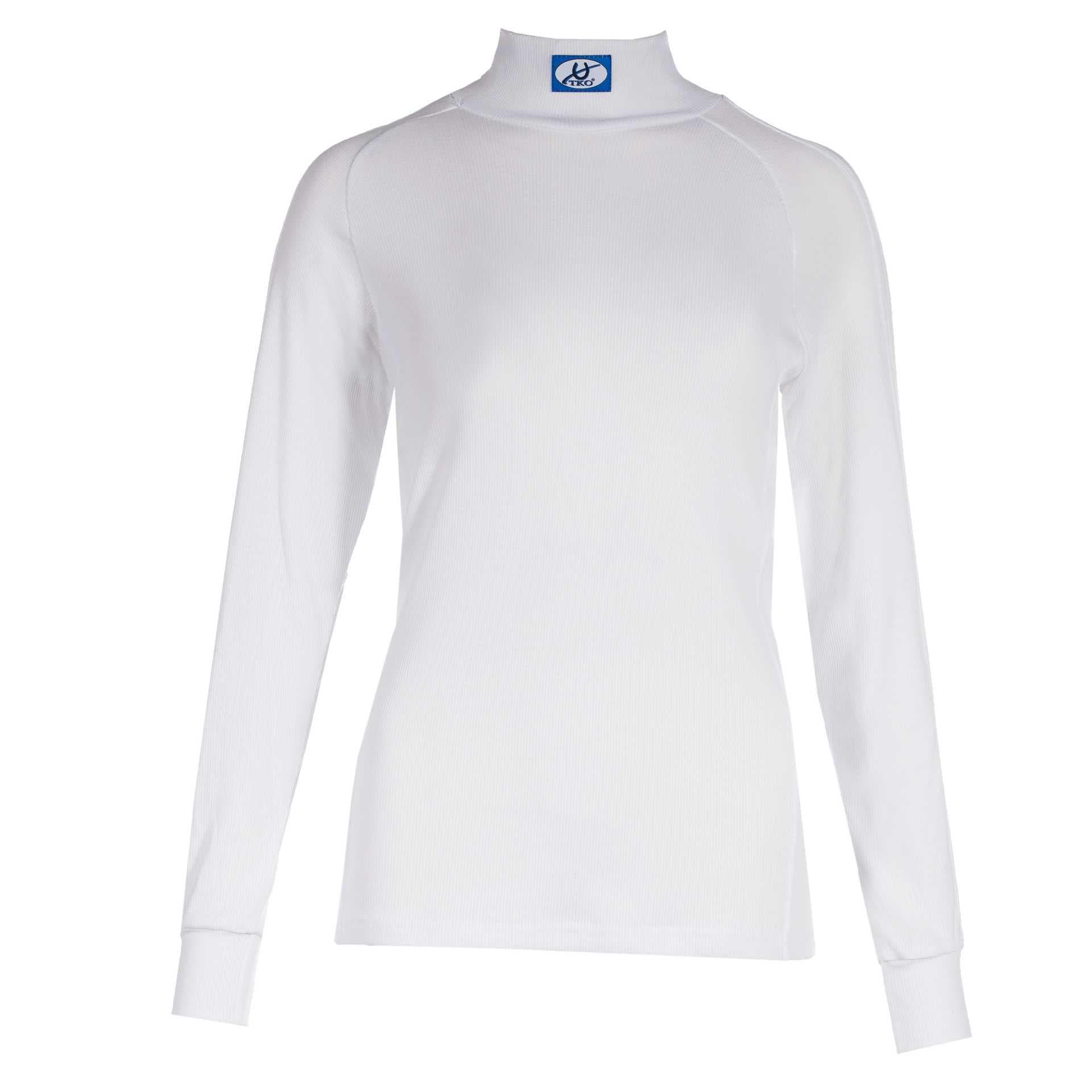 TKO Hurtigtørkende bomullsskjorte med lange ermer