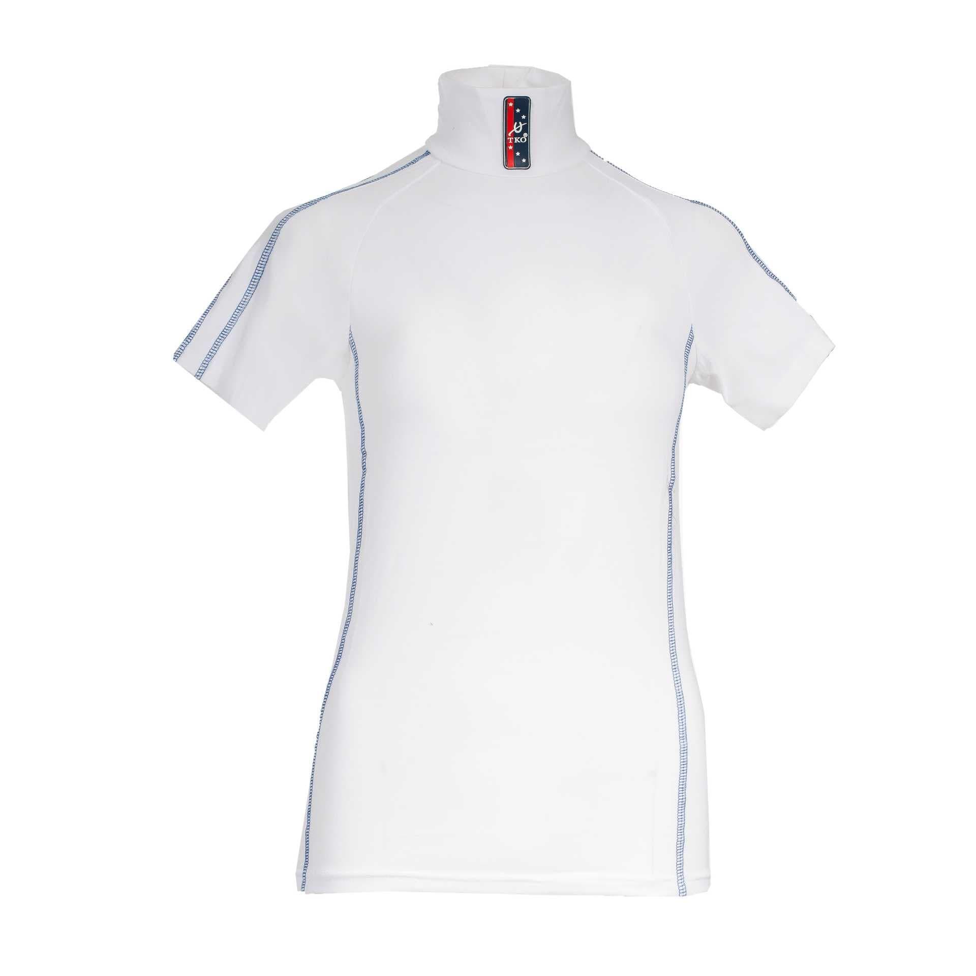 TKO Løpsskjorte i lycra med korte ermer
