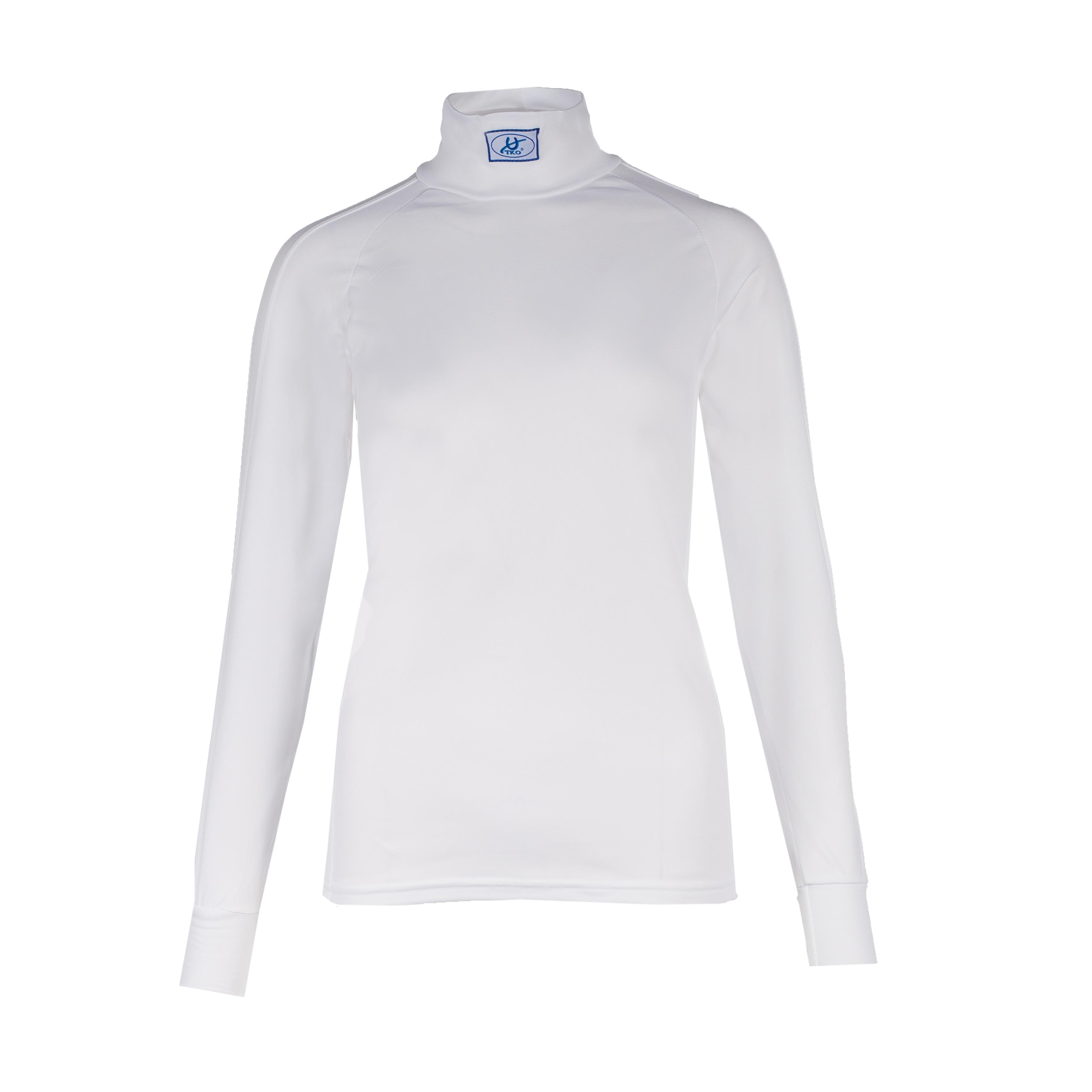 TKO Lett vinterløpsskjorte i mikrofleece