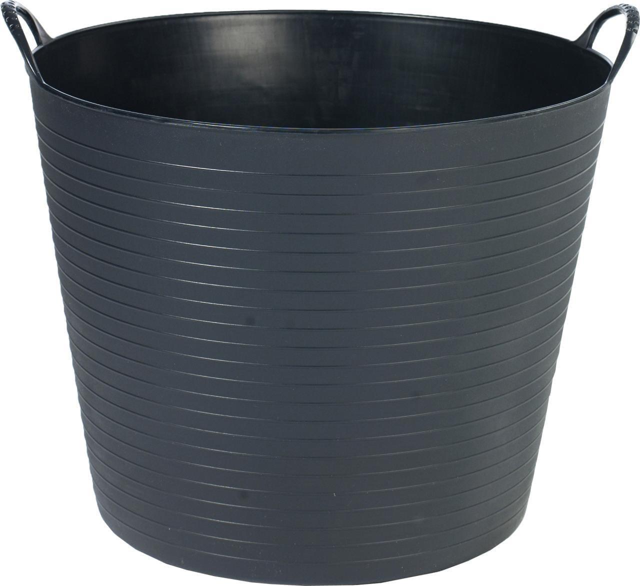 Bøtte, myk, fleksibel, 30 liter