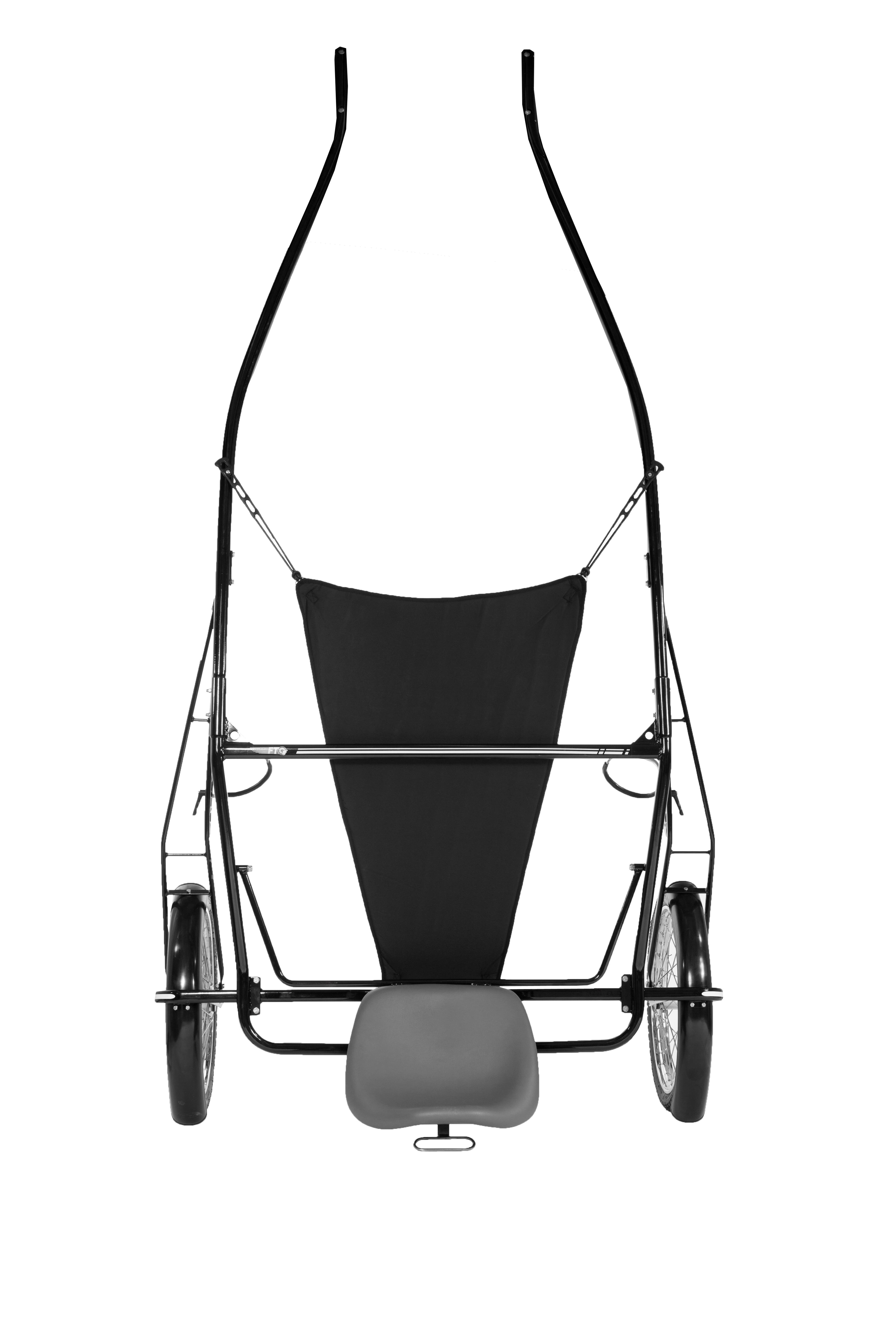 T4 QH speedcart med tredrag og uten hjul
