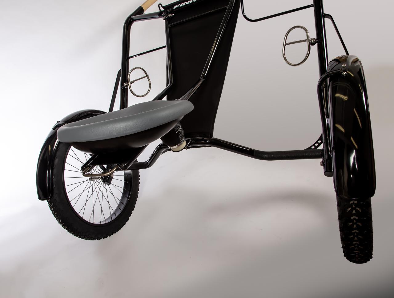 Finntack Rapid speedcart med hjul
