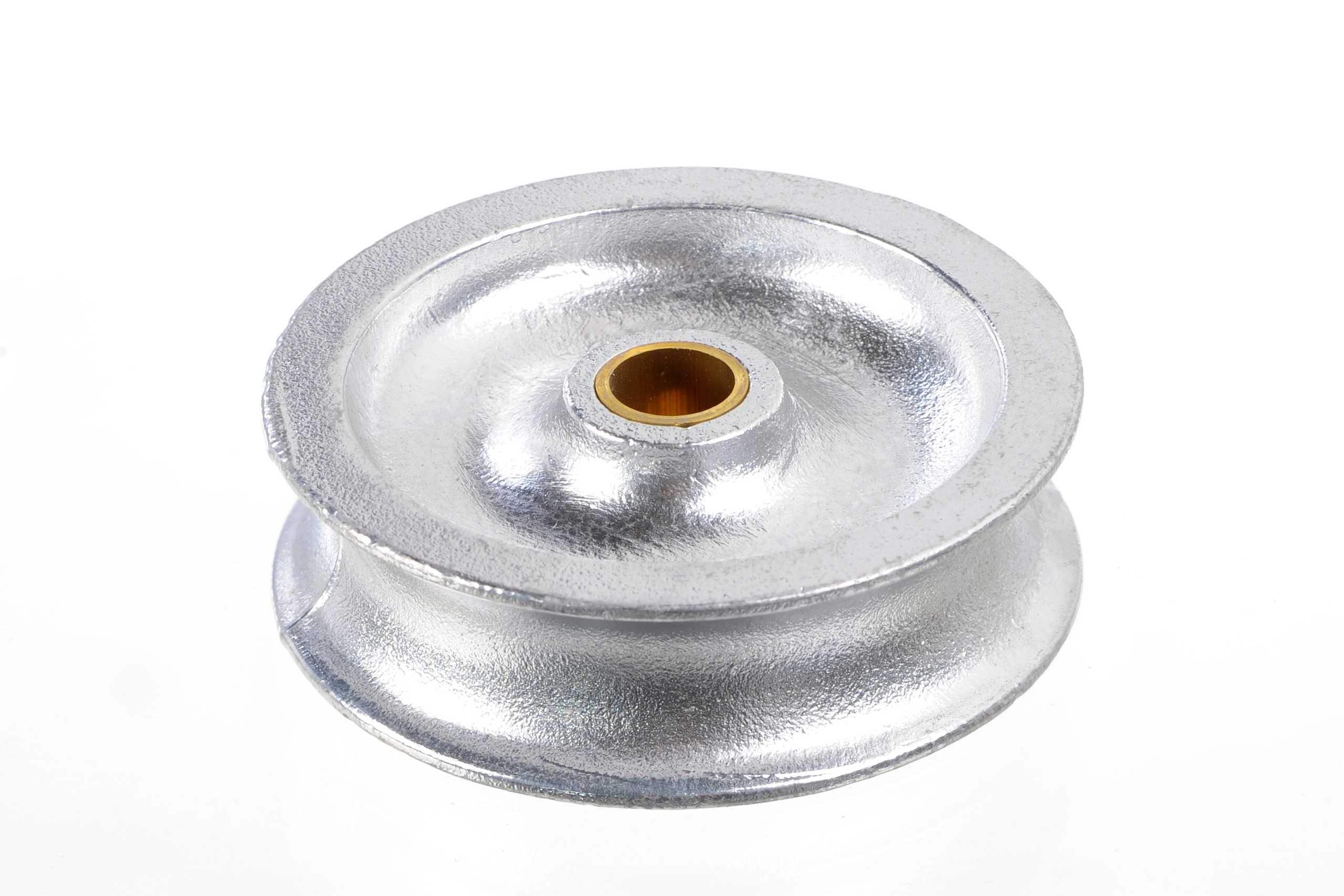 Finntack köysipyörä, alumiinia