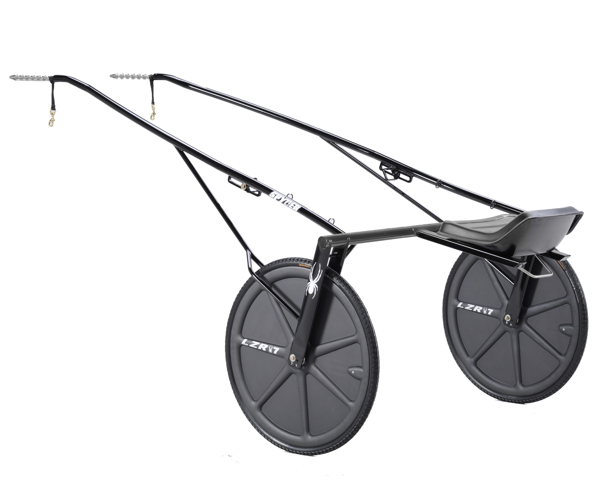 Spyder Elite sulky uten hjul