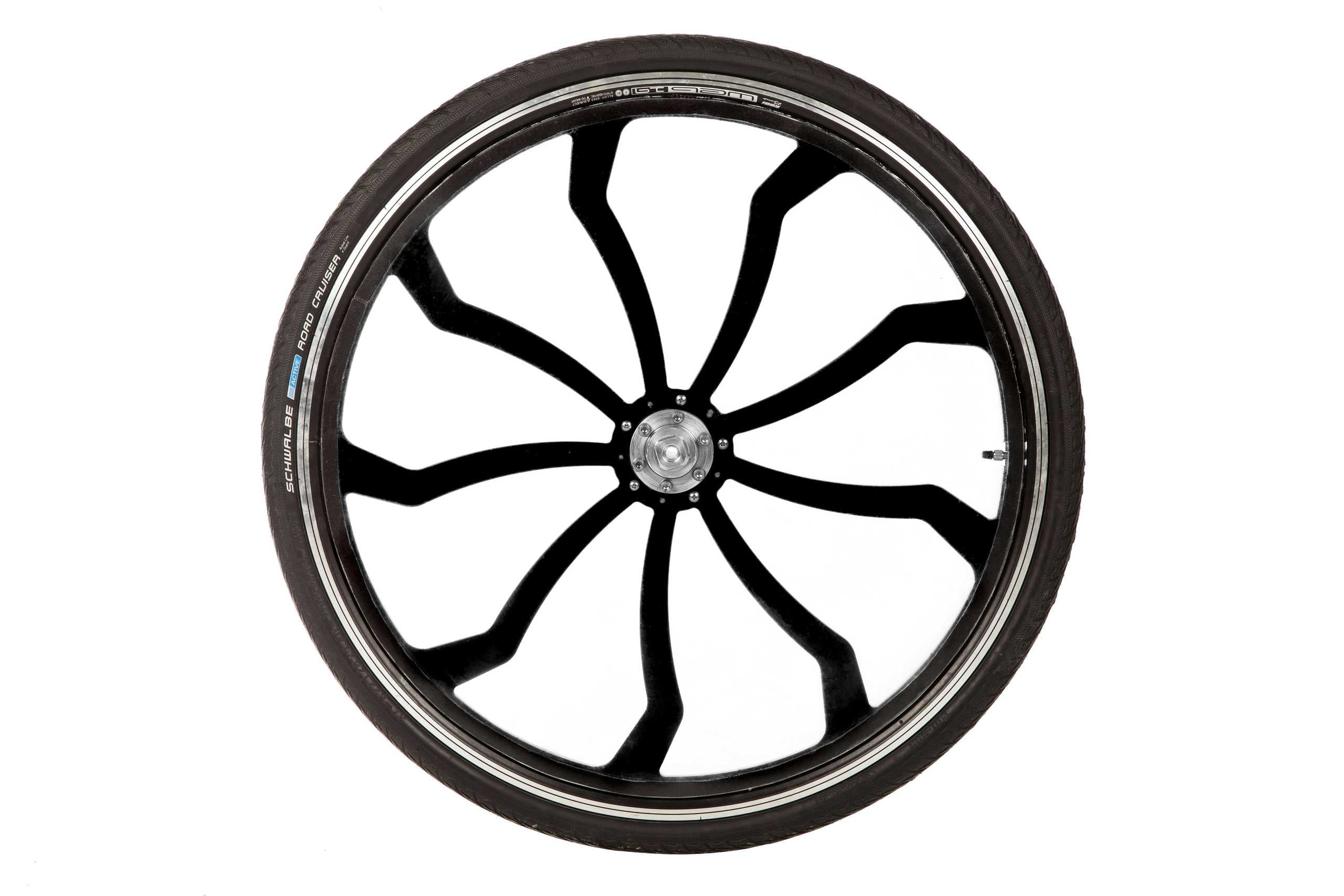 Finntack Contender C6 sulky hjul 28´ (selges enkeltvis)