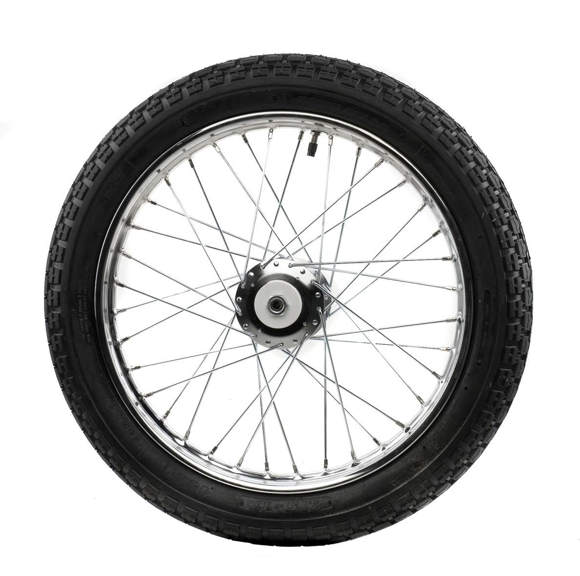 "Finntack Rockcart hjul, 17""x2,75 (selges enkeltvis)"