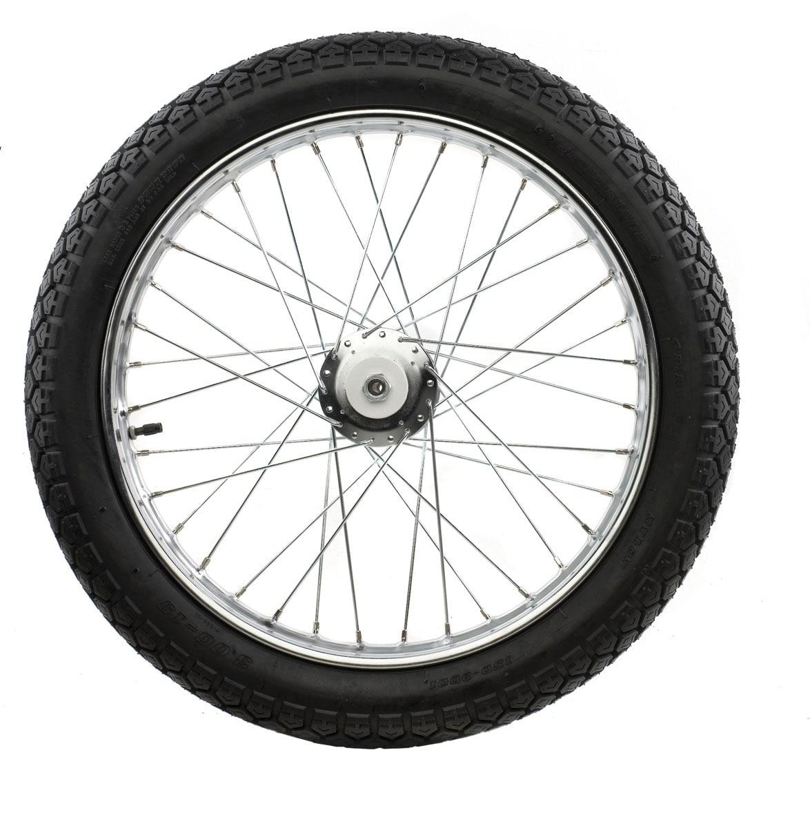 "Finntack Rockcart hjul, 19""x3,00 (selges enkeltvis)"