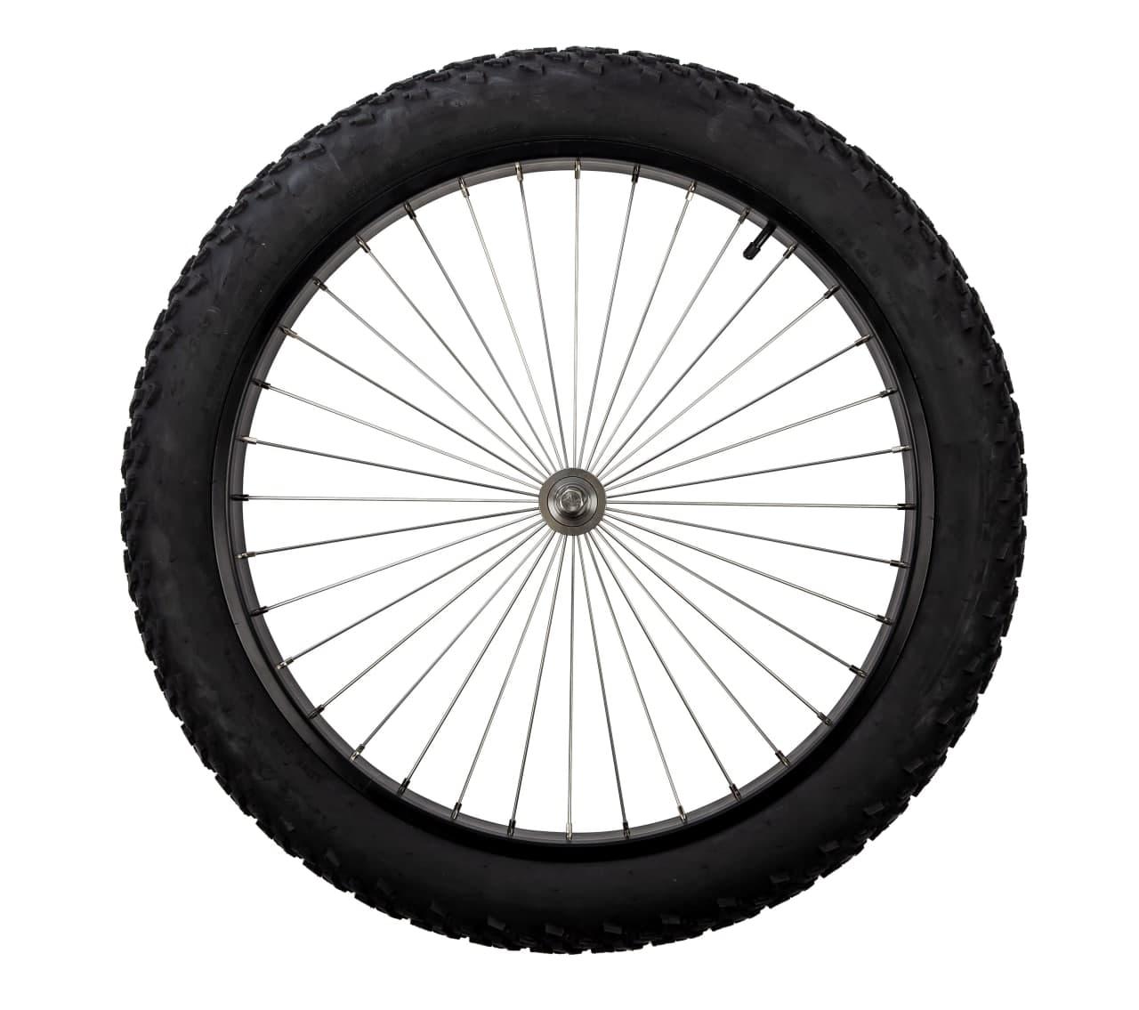 Tykt hjul 26″ for Rapid (stk)