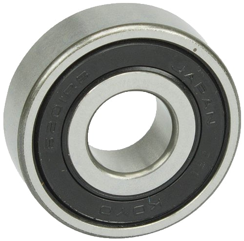 Finntack hjullager (6001, 2RS)