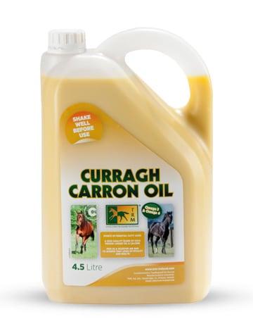 Curragh Carron Oil 4,5 lit,