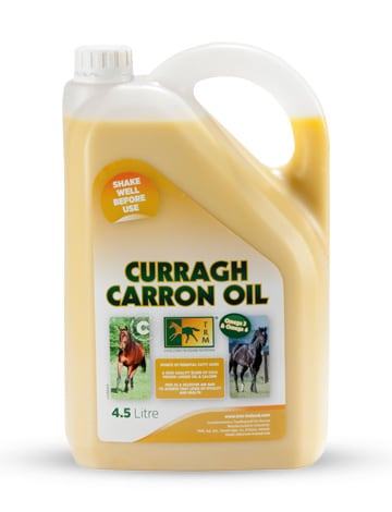 TRM CURRAGH CARRON OIL 4,5 L