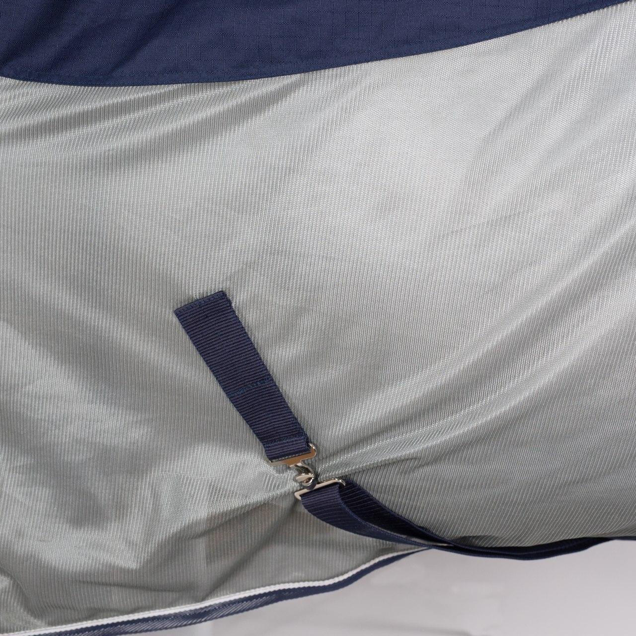 Kärpäsloimi, selkäosa vedenpitävää kangasta