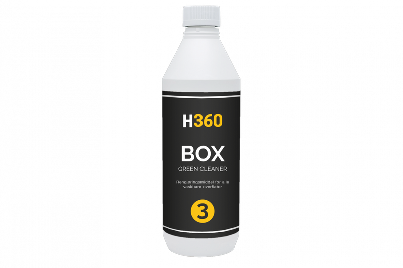 H360 BOX Green Cleaner 1000 ml