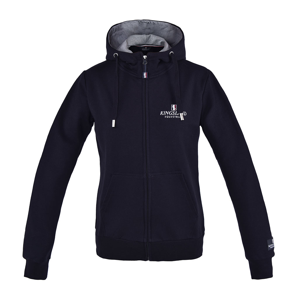 Kingsland Classic Sweat Jacket -huppari, unisex