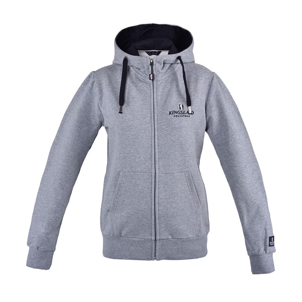 Kingsland Classic Sweat Jacket -huppari, unisex