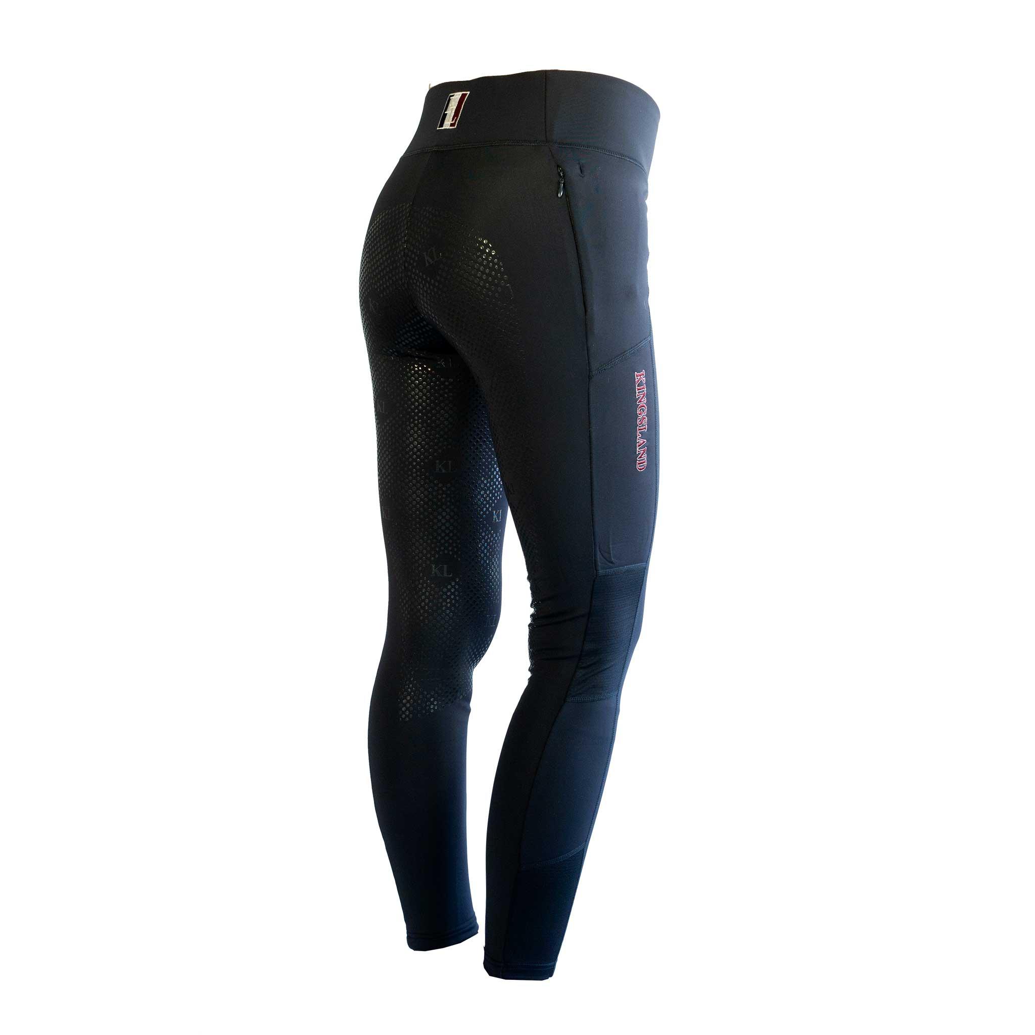 Kingsland Katinka Ladies F-TEC2 full grip tights -ratsastusleggingsit kokopaikoilla