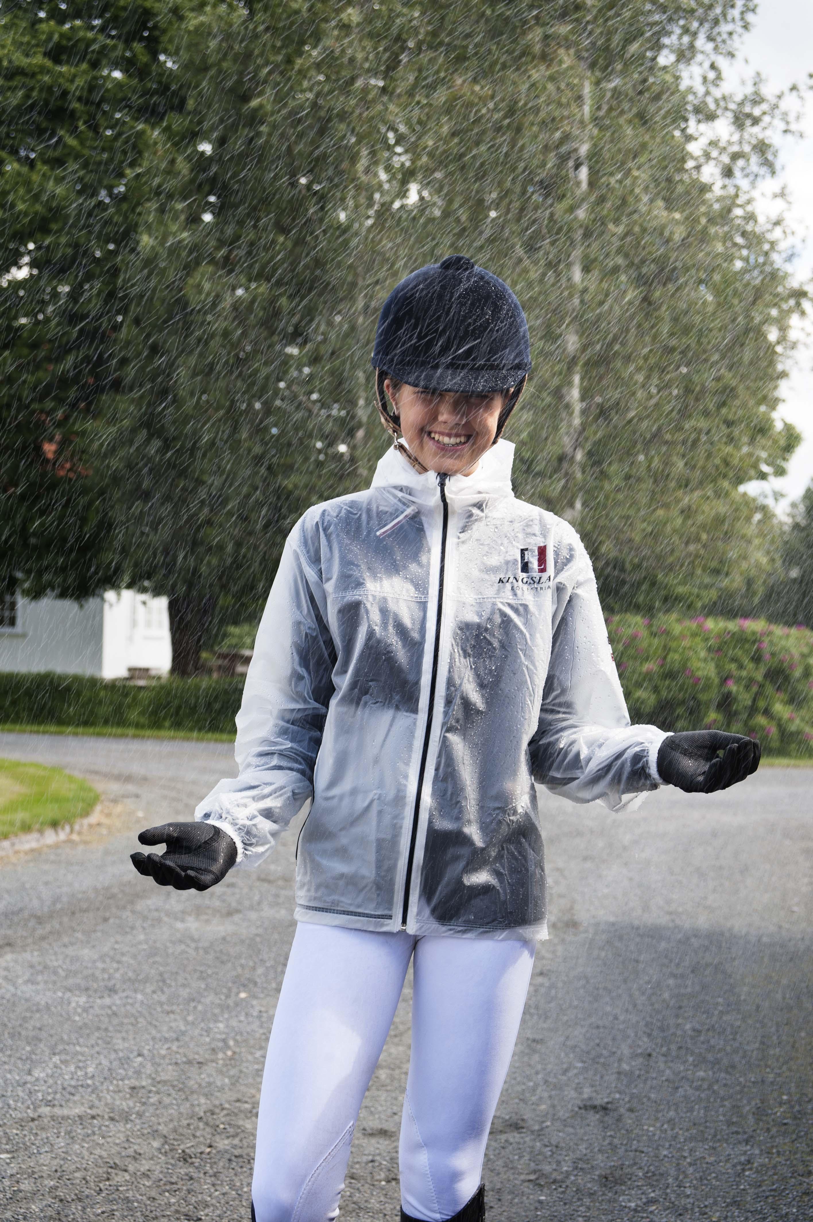 Kingsland Classic Rain Jacket -sadetakki
