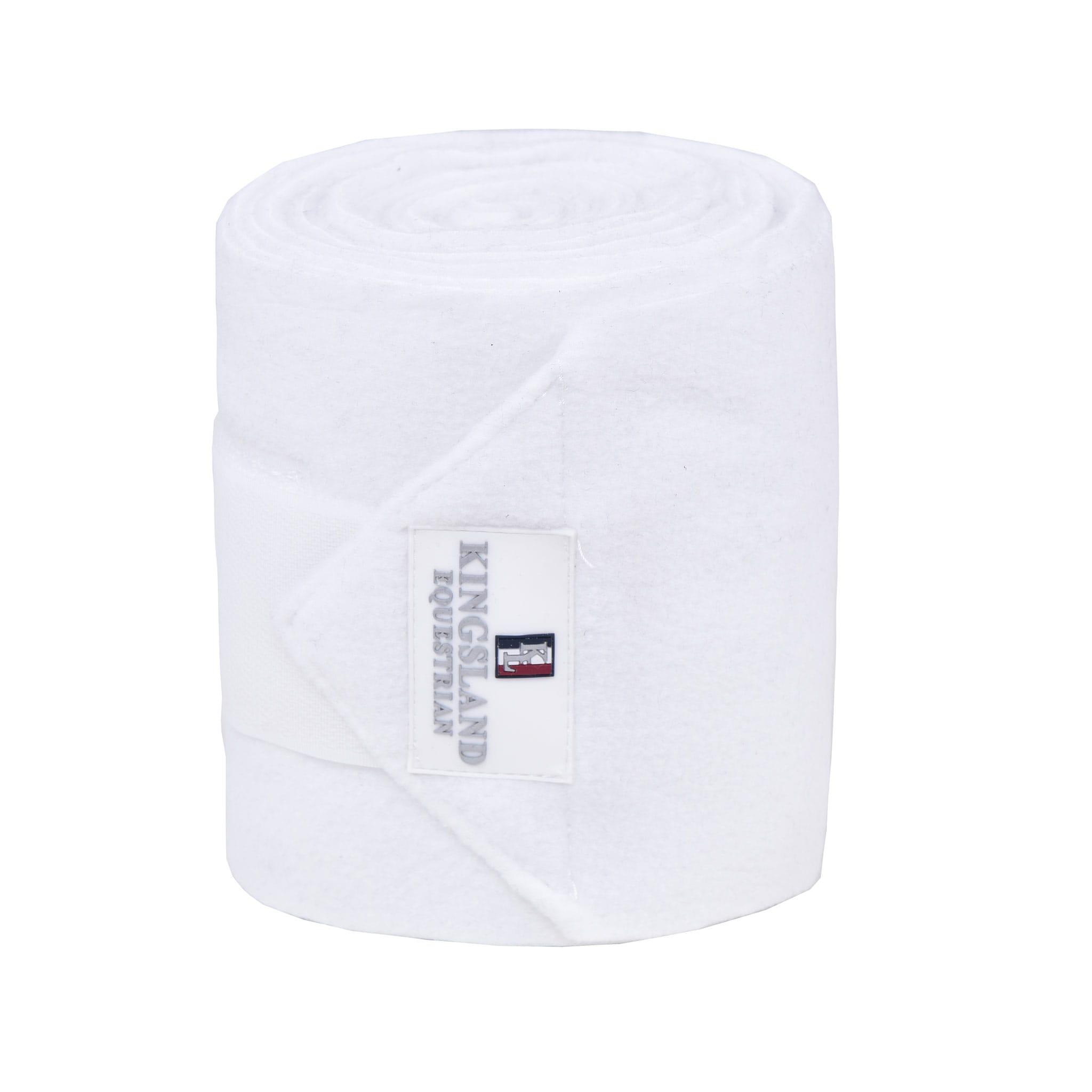 Kingsland Classic Fleece Bandages -fleecepintelit