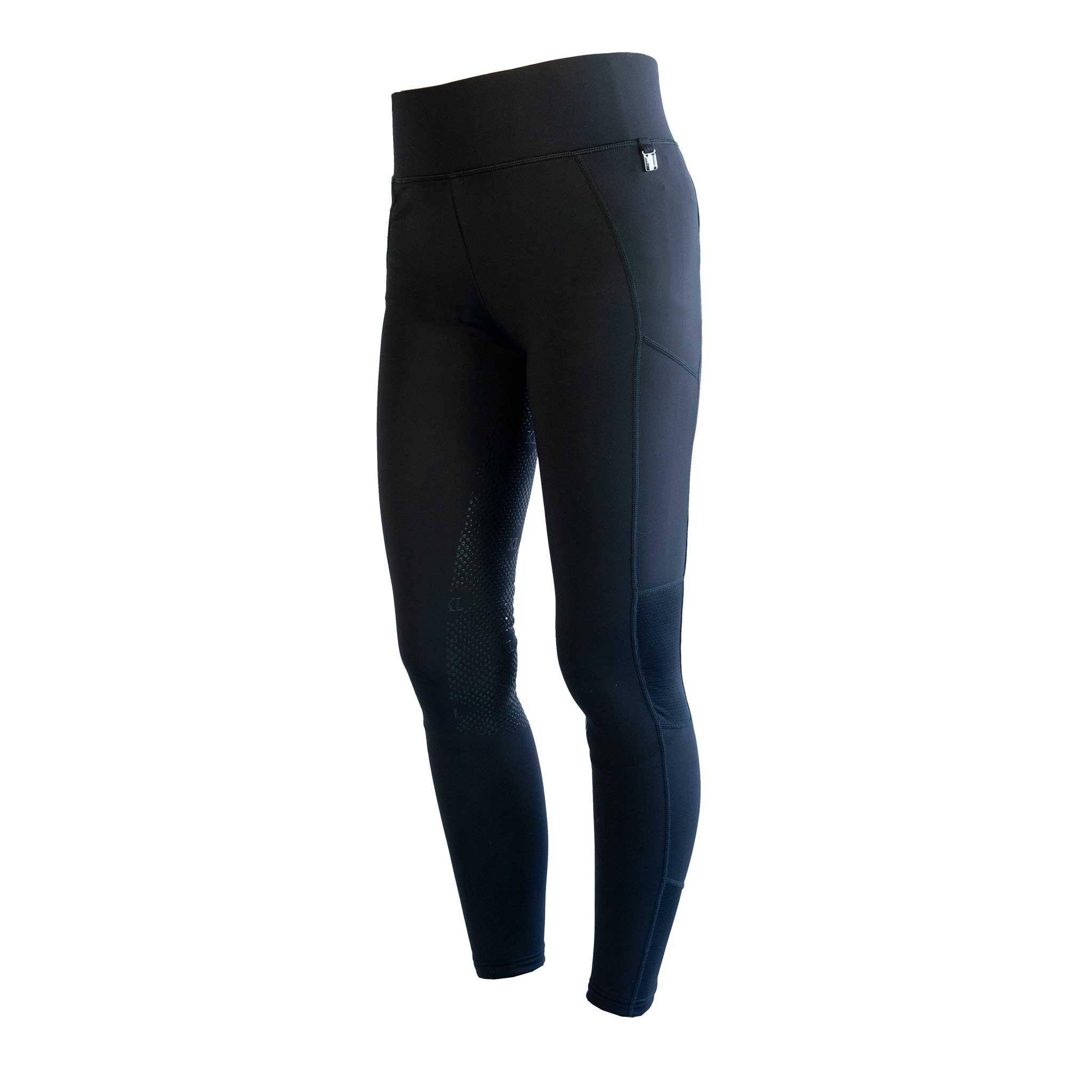 Kingsland Kemmie F-Tec2 tights, full grip til barn